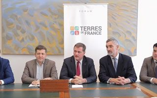 Lancement du Forum Terres de France