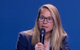 1er mai 2019 à Metz : intervention de Virginie Joron