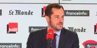 Nicolas Bay sur France Inter et France Info