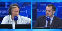 Nicolas Bay sur Europe 1