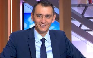 Laurent Jacobelli sur LCI