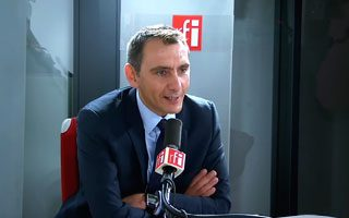 Laurent Jacobelli sur RFI
