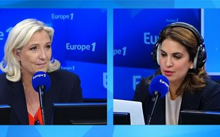 Marine Le Pen sur Europe 1