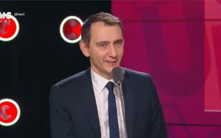 Laurent Jacobelli sur RMC
