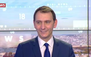 Laurent Jacobelli sur CNews